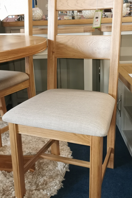 Cadiz Fabric Dining Chair