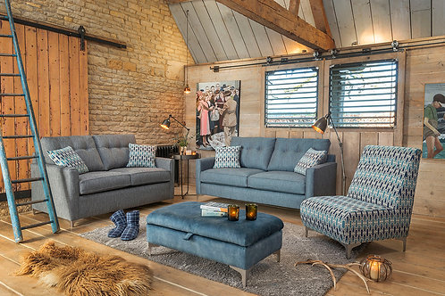Lexi 2 Seater Sofa Bed by Alstons