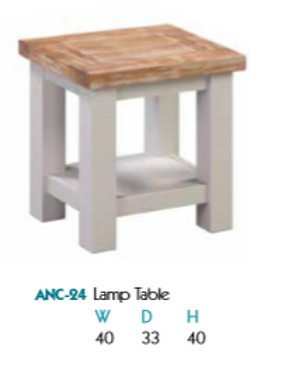 Ancona Lamp Table