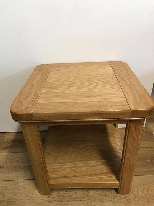 Cadiz Oak Table/End Table
