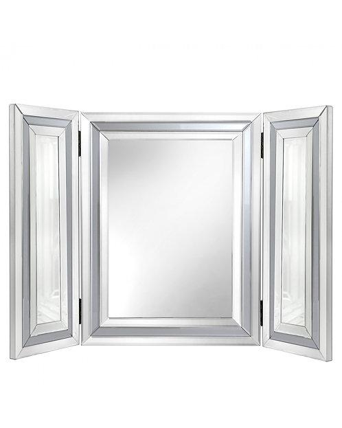 Manhattan Grey Vanity Mirror