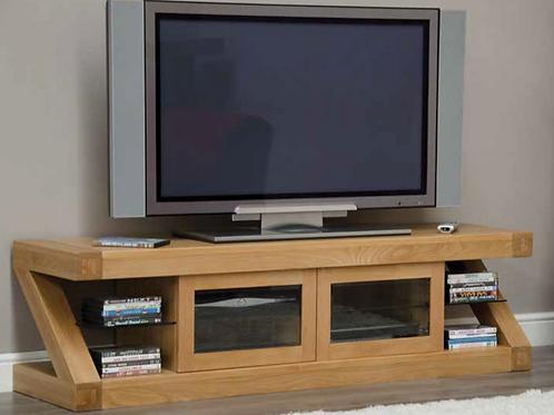 Z- Range Glazed TV Unit
