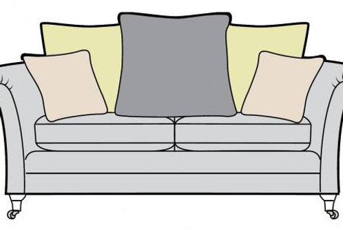 Adelphi 2 Seater by Alstons