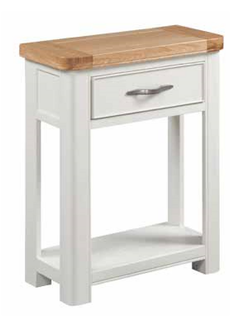 Oxford Painted Small Console with 1 Drawer