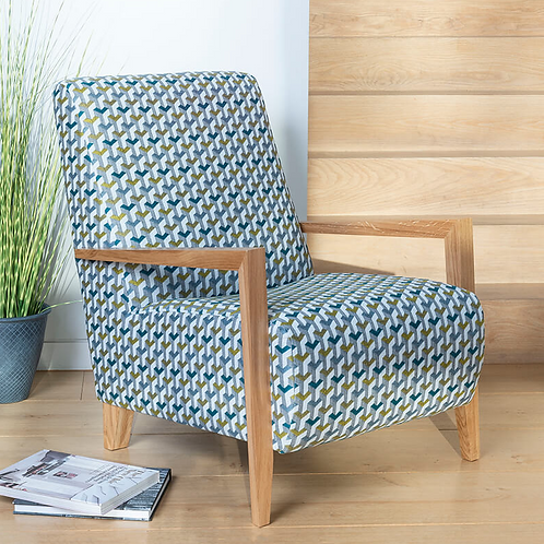 Savannah Accent Chair by Alstons
