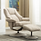 Thumbnail: Balmoral Venice Swivel Chair & Stool