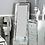 Thumbnail: White Manhattan Cheval Mirror