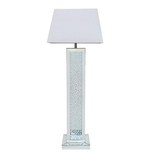 Astoria Floating Crystal Floor Lamp