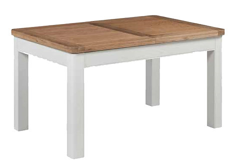 Oxford Painted 140cm Ext Table