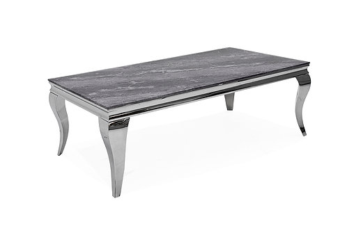 Fabien Coffee Table - Grey 1300mm