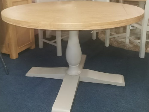 Oxford Painted Round Dining Table