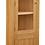 Thumbnail: Salisbury Corner Display Cabinet G2169