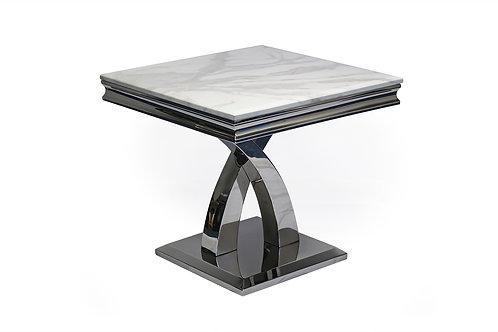 Ottavia Lamp Table - Bone White