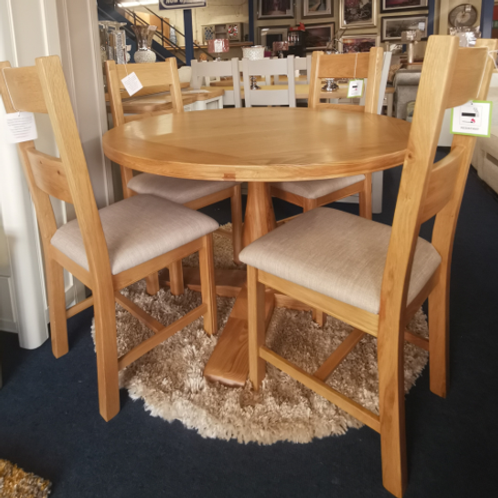 Cadiz Round Dining table