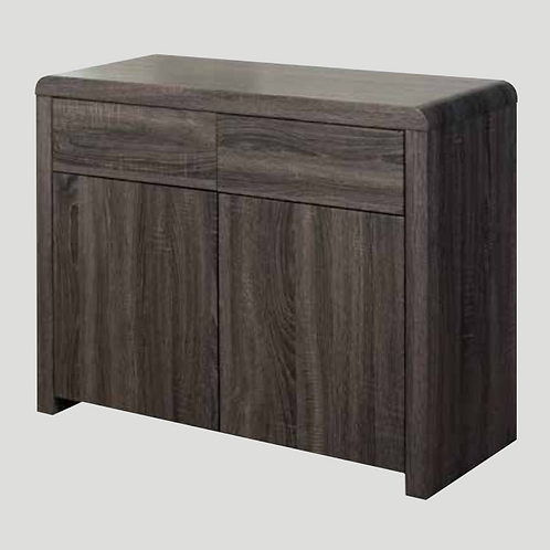 Encore Charcoal 2 Door Sideboard