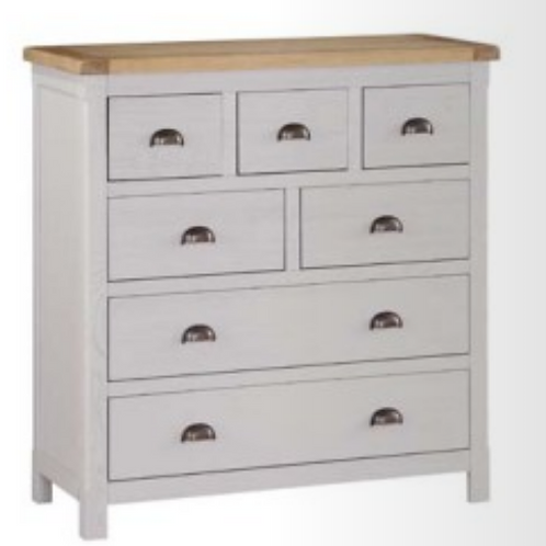 Glenbrook Painted 7 Drawer Chest
