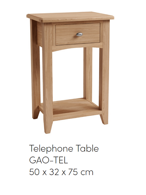 GAO Telephone Table