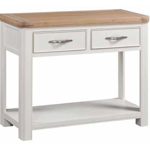 Oxford Painted Console with 2 Drawers