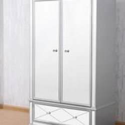 FT Double Wardrobe with drawer