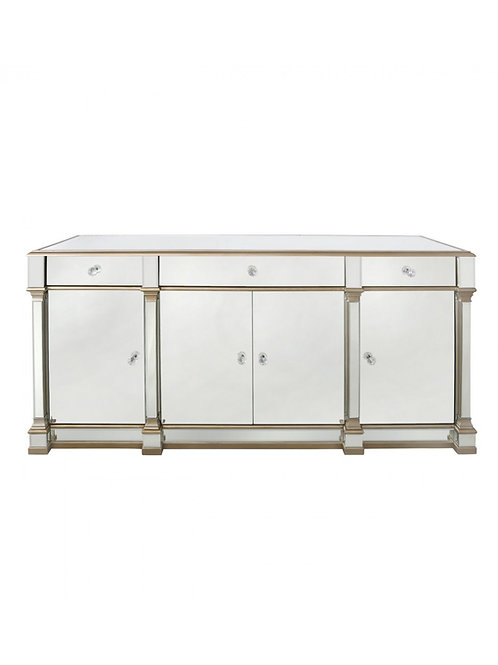 Apollo 4 Door 3 Drawer Sideboard