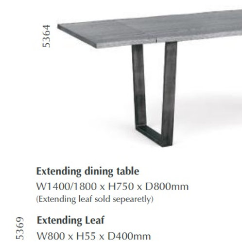 Brooklyn Extendable Table Leaf