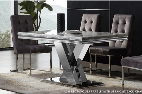 Sylvia Rectangle Dining Table