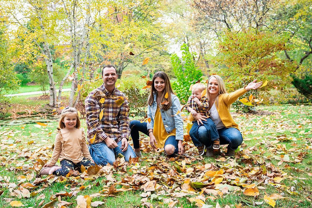 Family Photographer in Midland Michigan