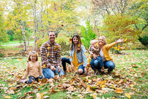 TIPS ON PICKING CLOTHES FOR FAMILY PORTRAIT