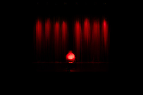 Ghost Light Red