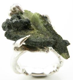 Muscovite Stone Ring