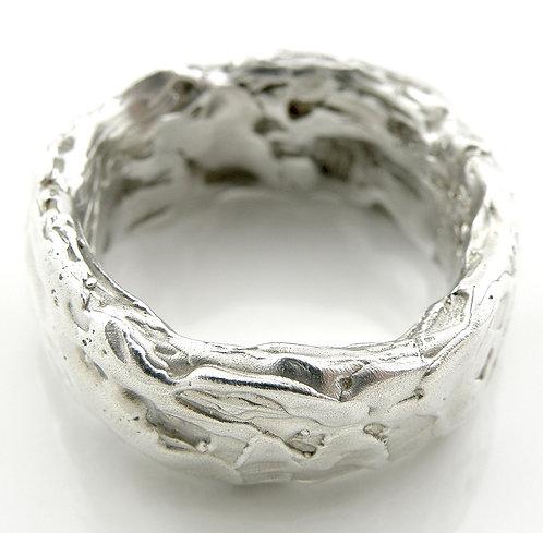 Organic Textured Ring
