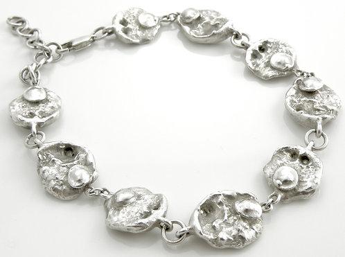 Organic Ovals Bracelet