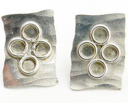 Circle of Fore Earrings