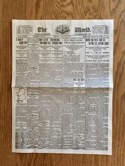 Newsies Newspapers Generic