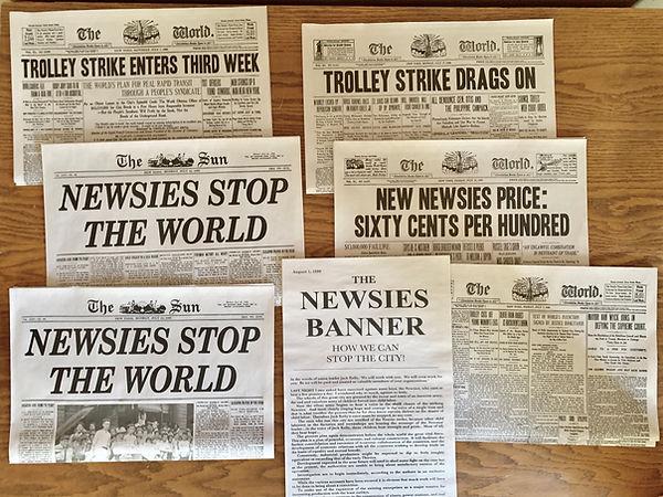 Newsies Newspapers.jpg