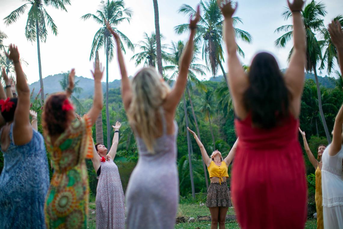 GOOD VIBE GETAWAYS   Women's Yoga Retreats   BALI   QLD   NSW