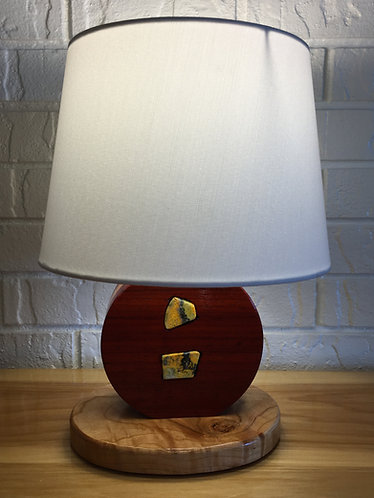 Bumblebee Jasper Lamp
