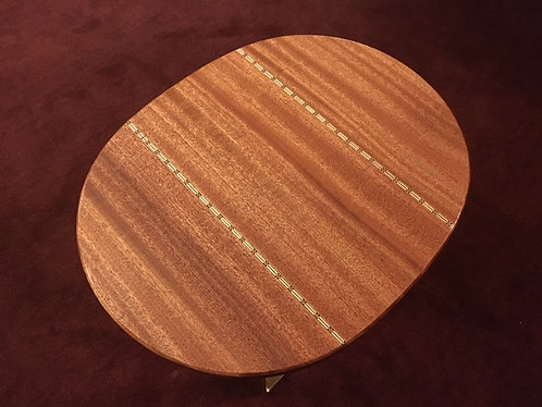 Rounded Side Tables II