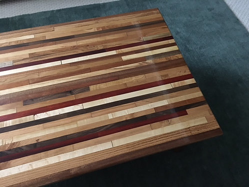 Multi Wood Coffee Table
