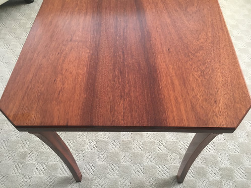 Bloodwood Side Table