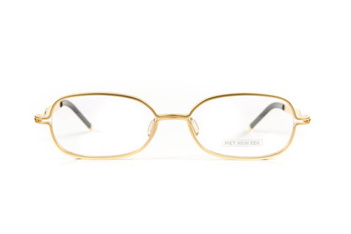 PHE Eyewear - Rectangular Gold
