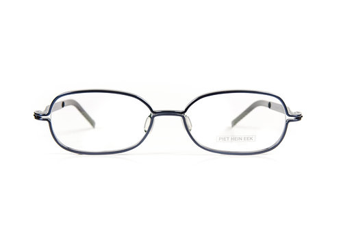 PHE Eyewear - Rectangular Dark Blue