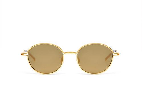 PHE Eyewear - Panto Gold