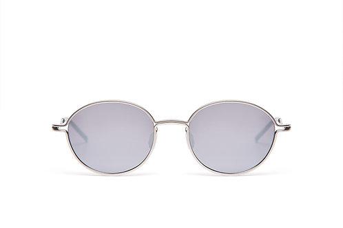 PHE Eyewear - Panto Silver