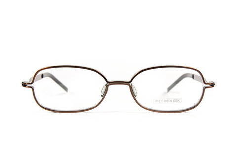PHE Eyewear - Rectangular Brown