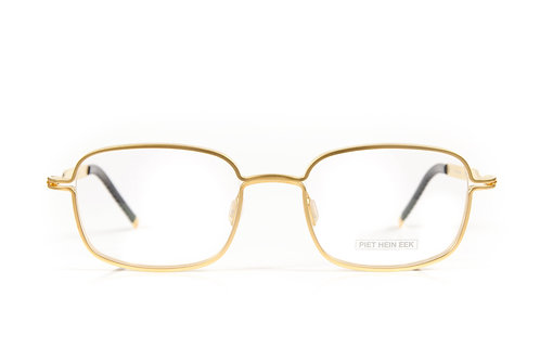 PHE Eyewear - Square Gold