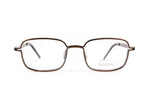 PHE Eyewear - Square Dark brown