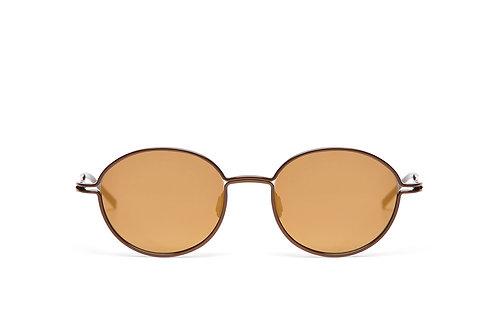 PHE Eyewear - Panto Brown
