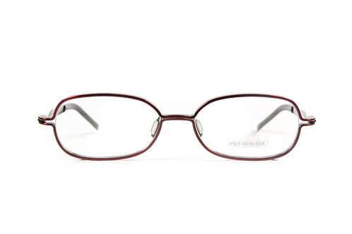 PHE Eyewear - Rectangular Red