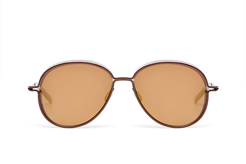 PHE Eyewear - Aviator Brown